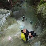 Canyon d'Angon (Lac d'Annecy). A partir de 44Eur/pers. En savoir +