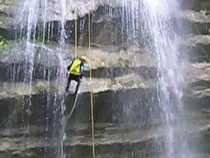 Canyon de l'Alloix (Chartreuse: la Flachère). A partir de 50Eur/pers. En savoir +