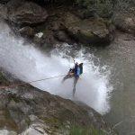 Canyon des Ecouges Bas (Vercors: St Gervais). A partir de 54Eur/pers. En savoir +