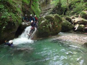 Canyon du Furon Haut (Vercors: Sassenage). A partir de 43Eur/pers. En savoir +