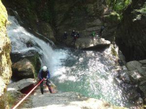 Canyon du Furon Bas (Vercors: Sassenage). A partir de 43Eur/pers. En savoir +