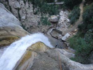 Canyon des Ecouges Intégral (Vercors: St Gervais)