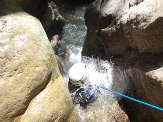 Canyon des Moules Marinières